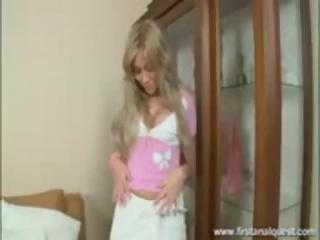Blonde Lindsey is a hawt Russian legal age teenager who loves the hard cock