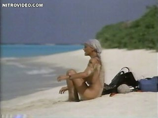 Hot Bo Derek Shows Her Round Natural Jugs and Her Yummy Blonde Bush