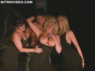 Big Meatballs Everywhere With Lexi Lamour, Nikki Fritz, Rebecca Love & Tylene Buck