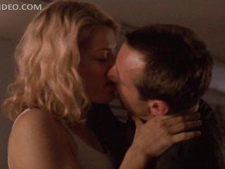Sexy Blonde Babe Amanda De Cadenet Receives Fucked By Eric Schaeffer