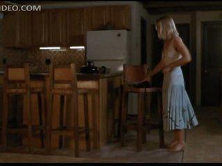 Nice-looking Jodie Foster Puts On Hawt Dark Stockings - 'Catchfire' Scene