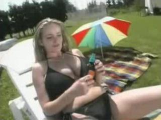 young marketa sexy bikini massive boobs