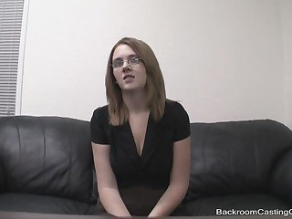 Fugly Ghostgirl Fucked into ass