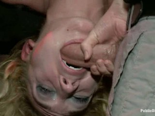 Lily Luvs turn upside down and engulf lot of rod