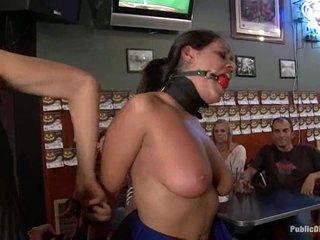 Bondage please.  Charley Chase is publically embarrassed in a local bar.