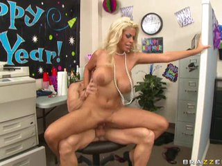 Bridgette B receives her tight pussy all caught up in a big ole' cock