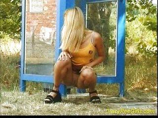 Public peeing compilation