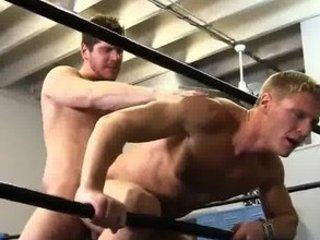 Gym Fuck: Parker London & Gavin Waters