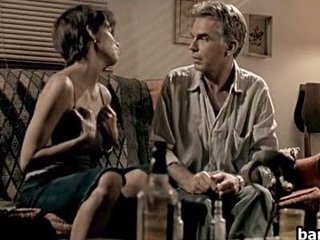 Hot Celebrity Halle Berry In A Hot And Sleazy Sex Scene