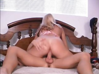 Rampant Britney Madison gets her moist pussy pulverized
