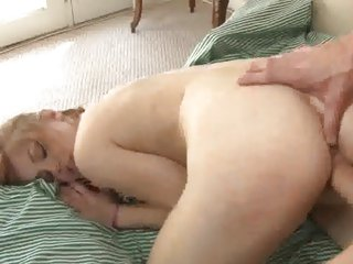 Ash Hollywood loves getting her pussy stuffed with cock