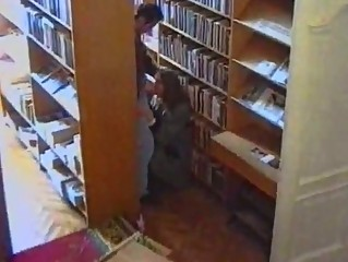 Group Sex Gangbang in the Library by wefijh7832yhj
