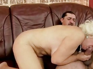Horny old slut fucking like crazy