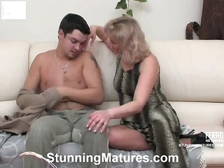 Emilia&Adam furious mature action