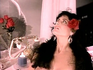 Vintage xxx video of Jeanna Fine masturbating