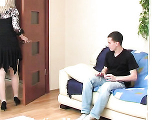 Silvia&Lewis raunchy older action