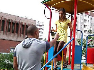 Hardcore anal for a sassy chick