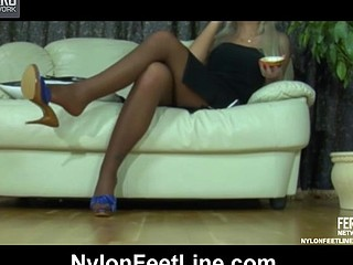 Monica nylon feet clip