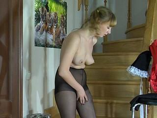 Dorothy in hose action