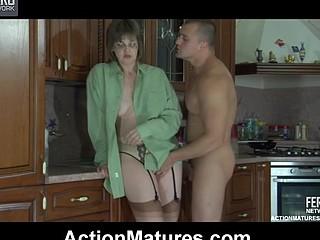 Leonora&Nicholas kinky older action