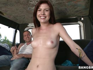 annie fucked the bang bus