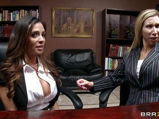 horny babe fucks spanish guy for a contract