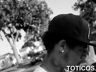 Toticos.com - the best ebony black teen amateur pov porn!