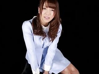 Saki Ninomiya in Saki Shows Off Her Skills - TeensOfTokyo
