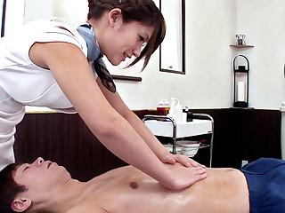 Amazing Japanese whore Nina in Crazy JAV censored Hairy, Massage movie