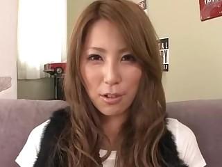 Sakura Kiryu Uncensored Hardcore Video with Masturbation, Creampie scenes