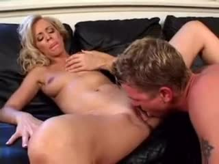 Blond milf needs a good fucking